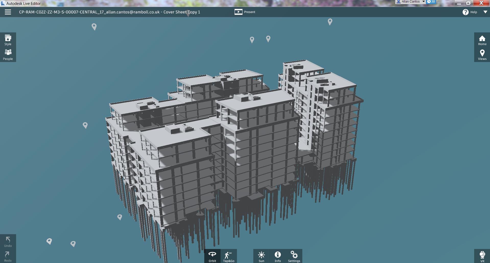 My Autodesk Revit Live Experience