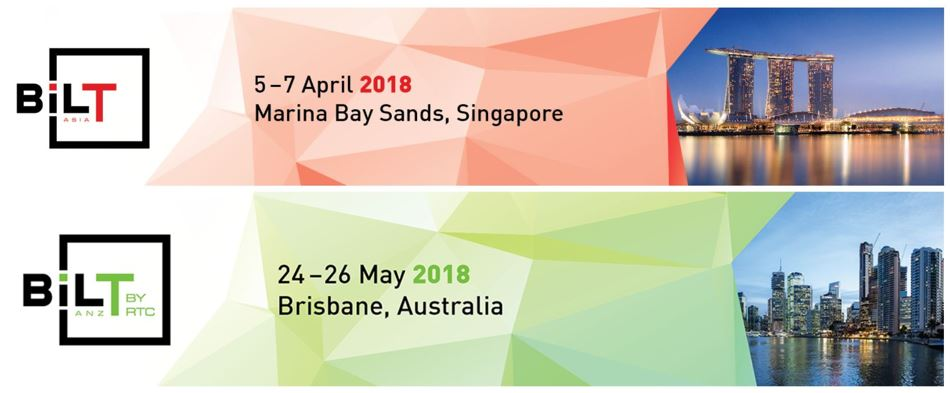 BILT Asia 2018 and BILT ANZ 2018 Abstract Submission – Acceptance Letter