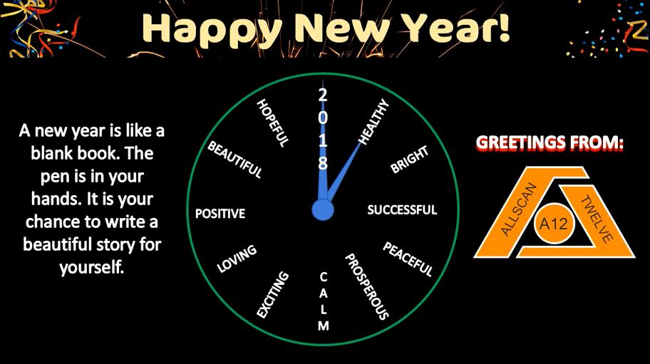 Happy New Year (2018)!