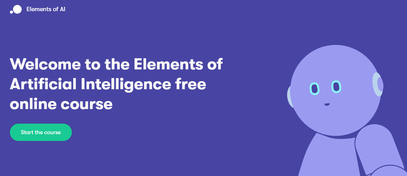 Elements of AI – free online course