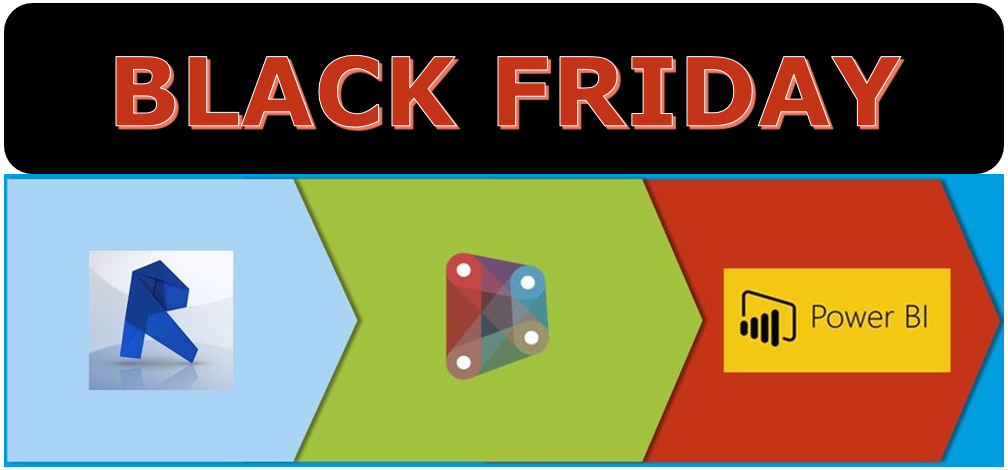 Revit-Dynamo-PowerBI Guide – Black Friday