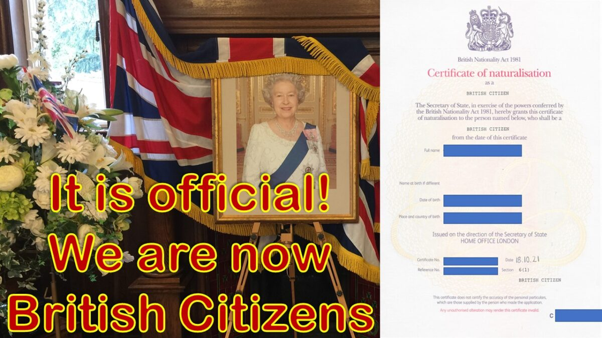 UK Visa: Tier 2 to Indefinite Leave to Remain to British Citizenship
